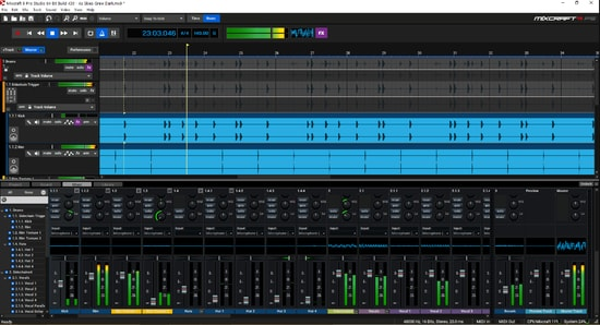 Mixcraft 9