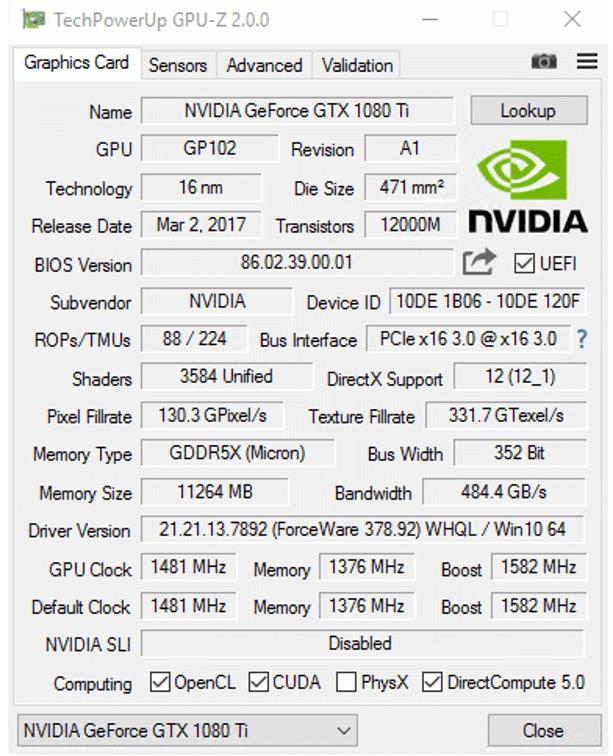 Best Overclocking Software For Windows - GPU-Z