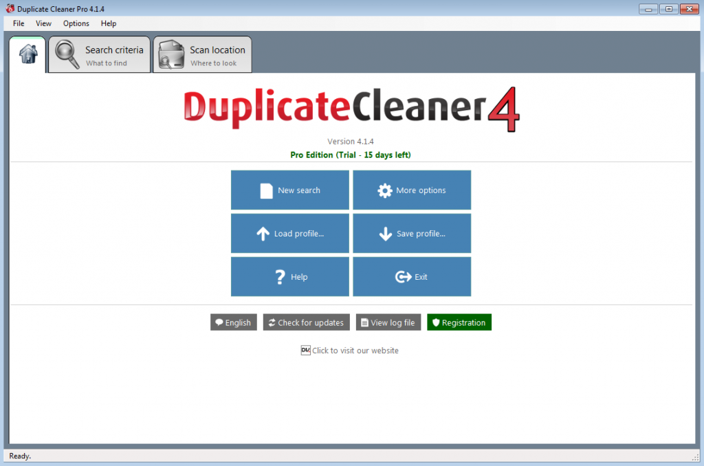 Duplicate Cleaner4 - Best tool to remove duplicate images