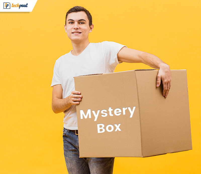 This Company is Offering $1000 to Not Open a Mystery Box