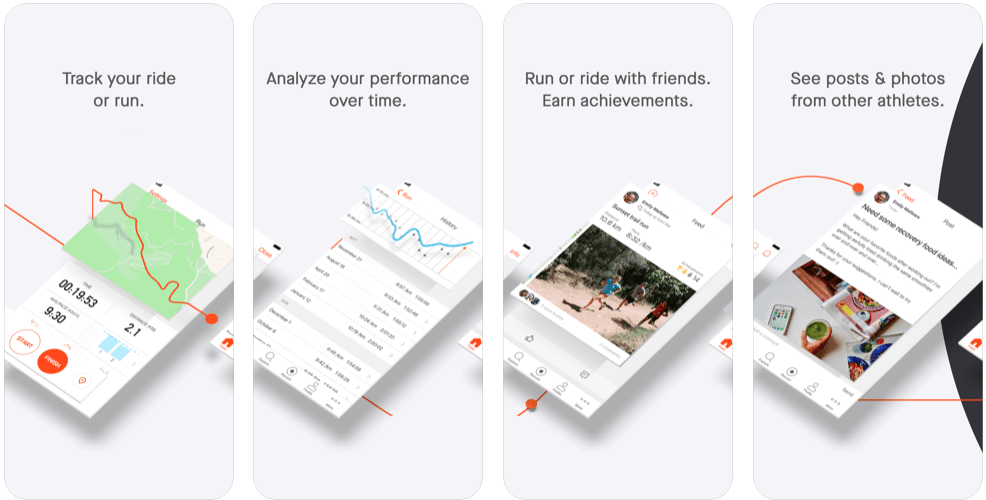 Best App For Stay Fit - Strava