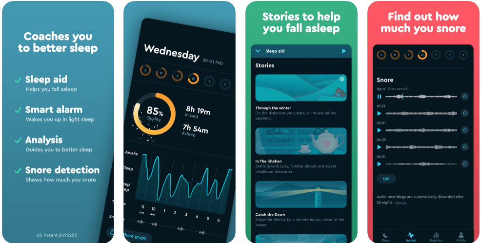 Best Fitness Apps - Sleep Cycle