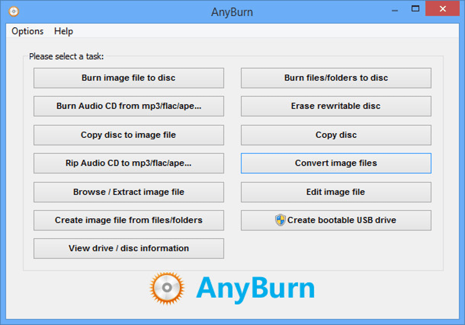 Best Free DVD Burning Software - Anyburn