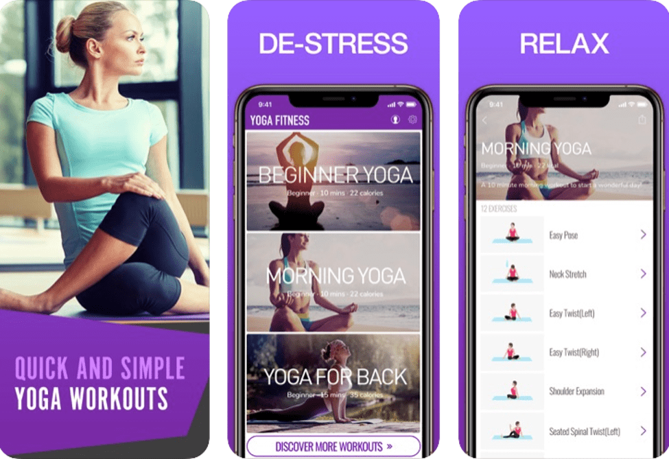 Best Free Yoga Apps - Yoga For Beginners