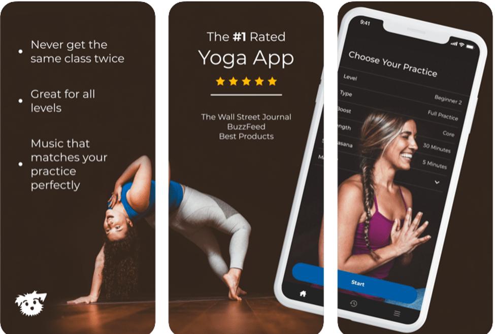 Down Dog - Yoga App