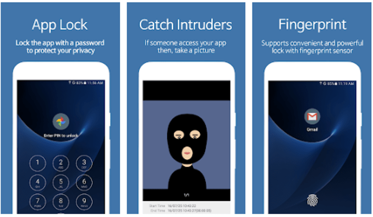 Best Fingerprint Lock Apps For Android- AppLock Fingerprint