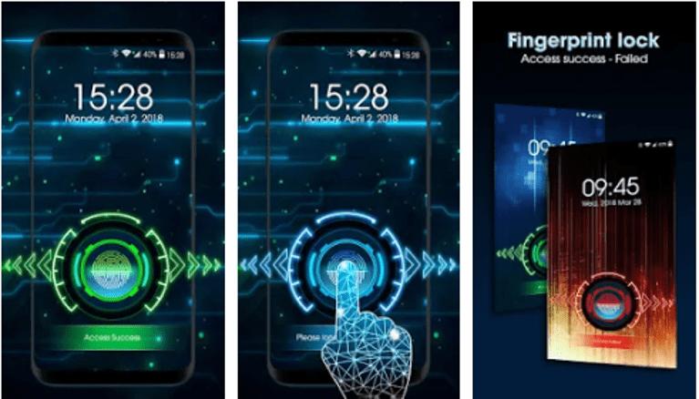 Best Fingerprint Lock Apps - Lock Screen Fingerprint