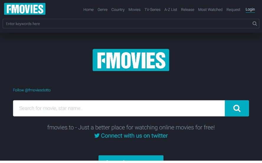 Fmovies - Best Free Movie Streaming Site