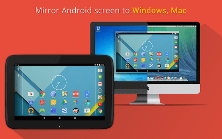 Best Screen Mirroring Apps - Mirroring360 Sender