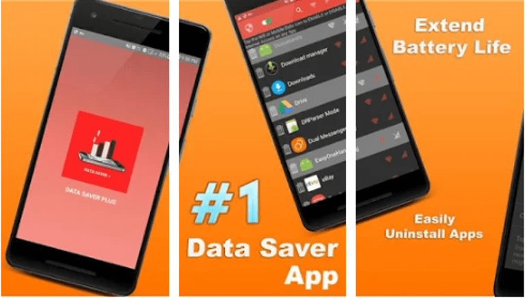Best Data Monitoring Apps - Data Saver Plus