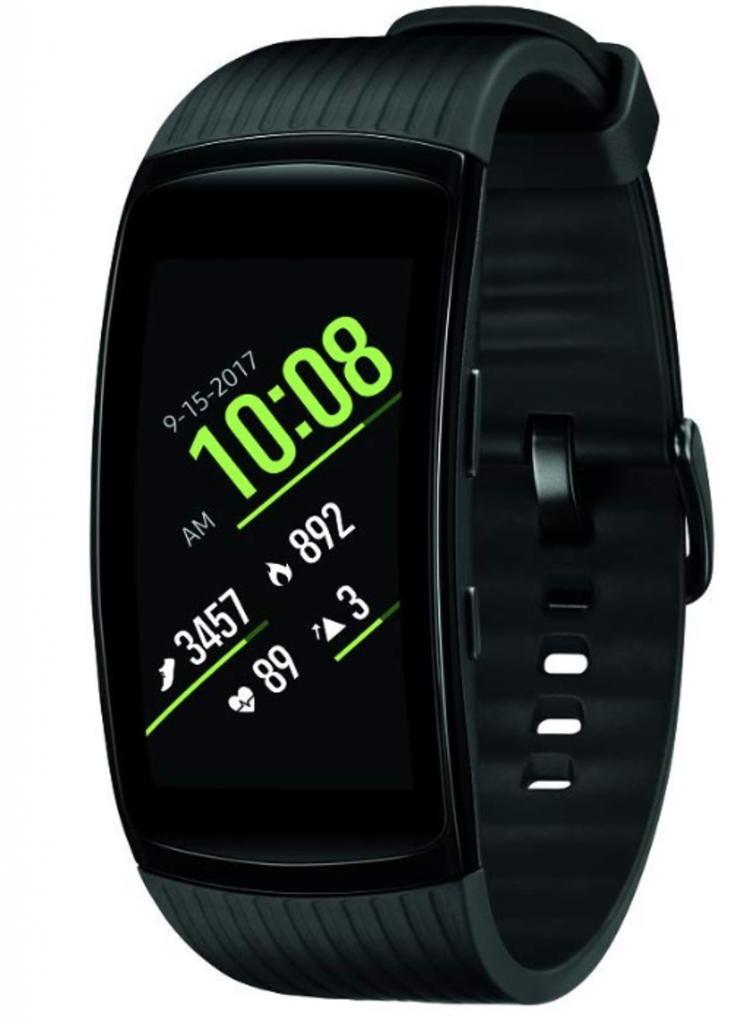 Best Samsung Smartwatch - Samsung Gear Fit 2 Pro