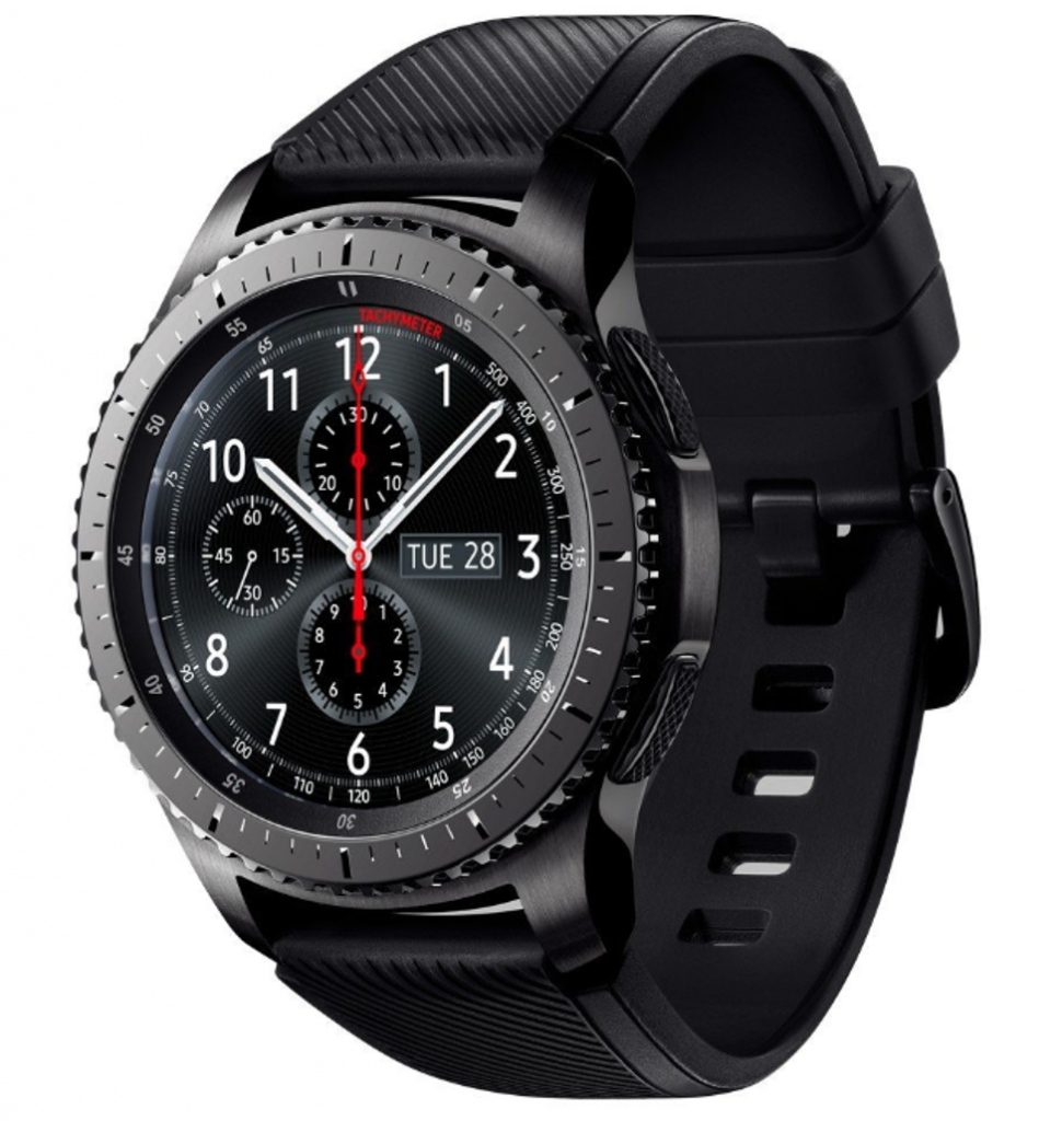Best Samsung Smartwatch - Samsung Gear S3 Frontier