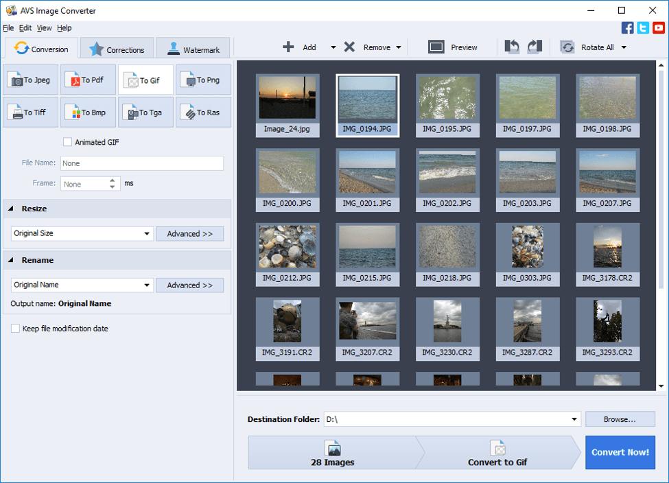 Best Image Converter Software - AVS Image Converter