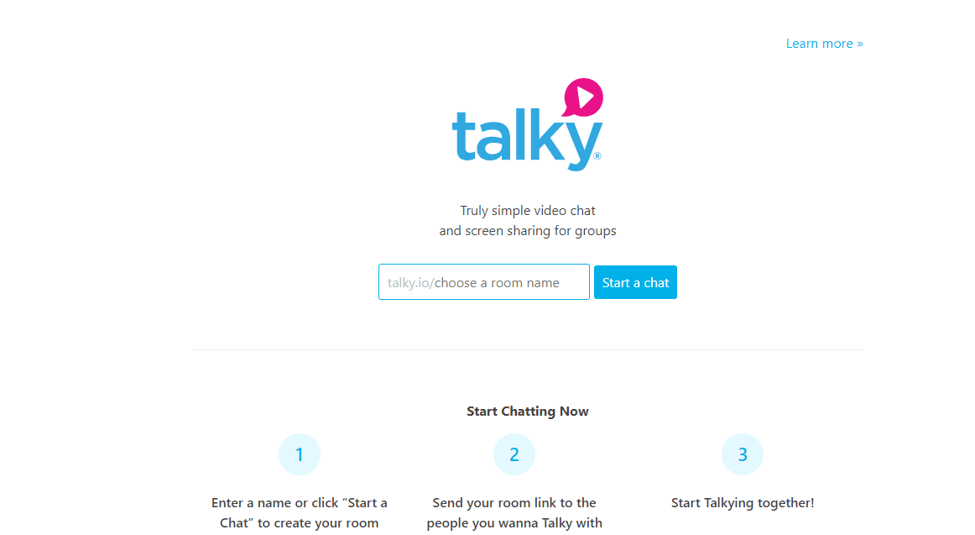 Best Video Call Software - Talky