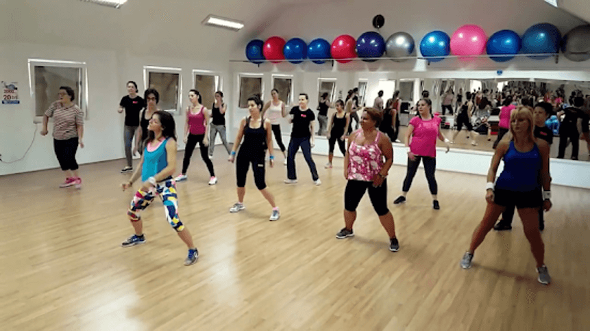 Best Zumba Apps - Dance Workout For Weight Loss