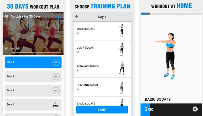 Best Zumba Apps  - Aerobics Workout at Home