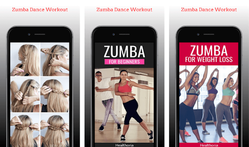 Best Zumba Apps - Zumba Dance Workout For Weight Loss Offline