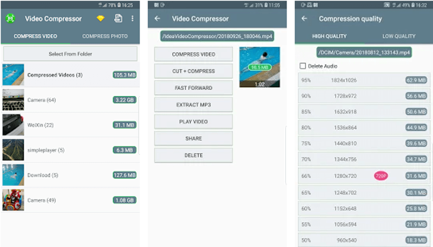 Best Video Compressor Apps - Video Compressor