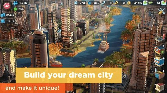 Best Simulation Games - SimCity BuildIt
