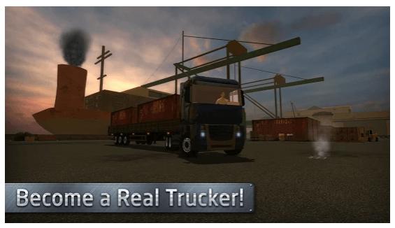 Best Simulation Games - Euro Truck Evolution