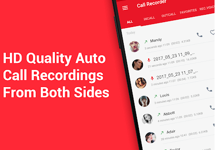 Best Call Recording Apps - Call Recorder: Automatic Call Recorder
