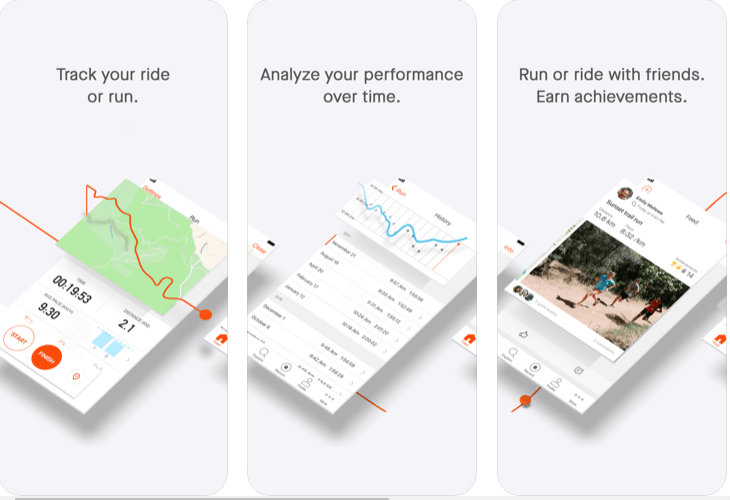Best Running Apps - Strava
