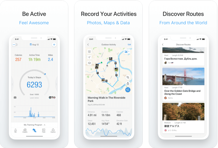 Pacer - Best Running Apps