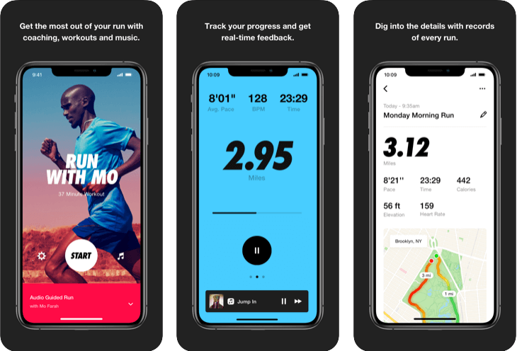 Nike Run Club - Best Running Apps