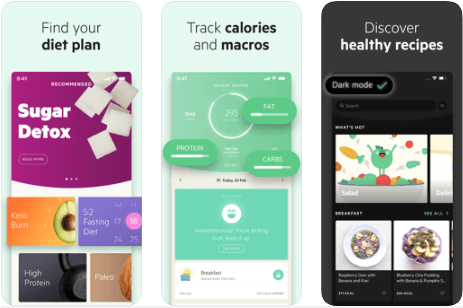 Lifesum - Best Calorie Counter and Diet Planner Apps