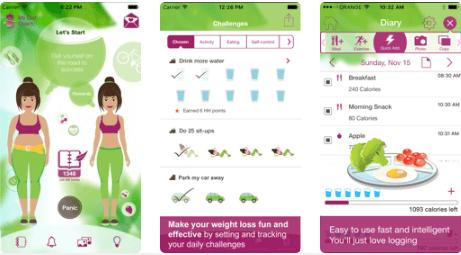 My Diet Coach - Best Calorie counter Apps