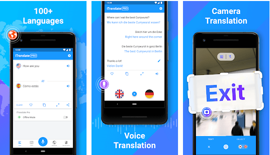 iTranslate - Best Translator Apps