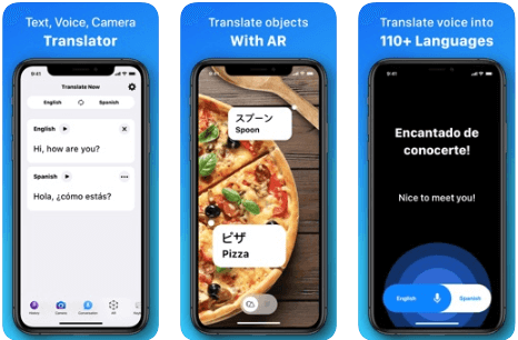 Translate Now - Best Language Translator Apps