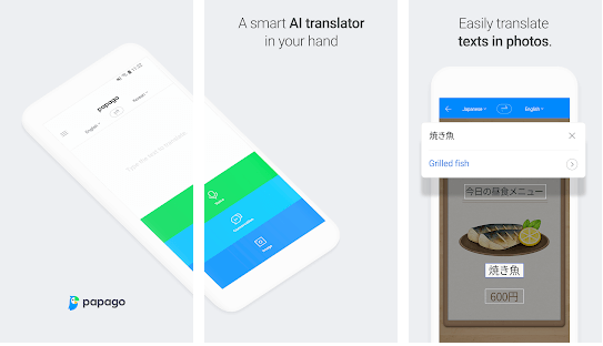 Papago - Best Language Translator Apps