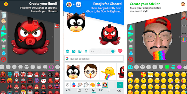Emoji Maker (MimiSoft Studio)