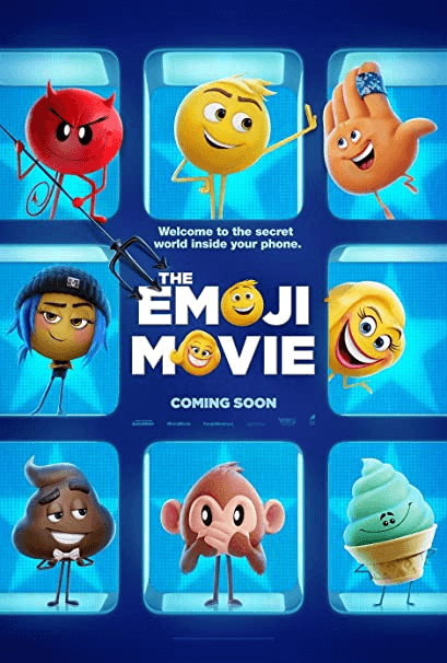 Emojis Made It to the big screen with the release of The Emoji Movie in 2017