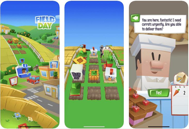 FieldDay - Best Apple Watch Games