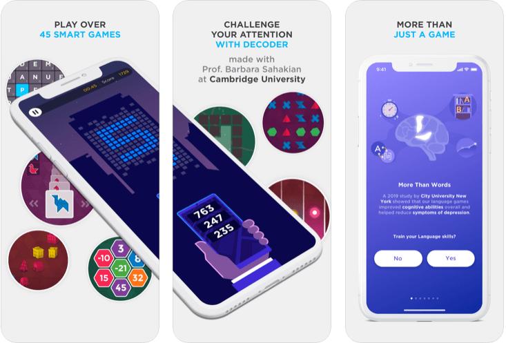 Peak-Brain Training  - Best Apple Watch Games