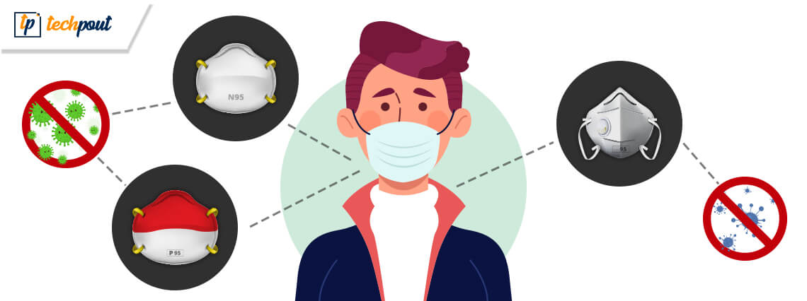 N95 vs P95 vs R95: Which is the Best Air Pollution Face Mask