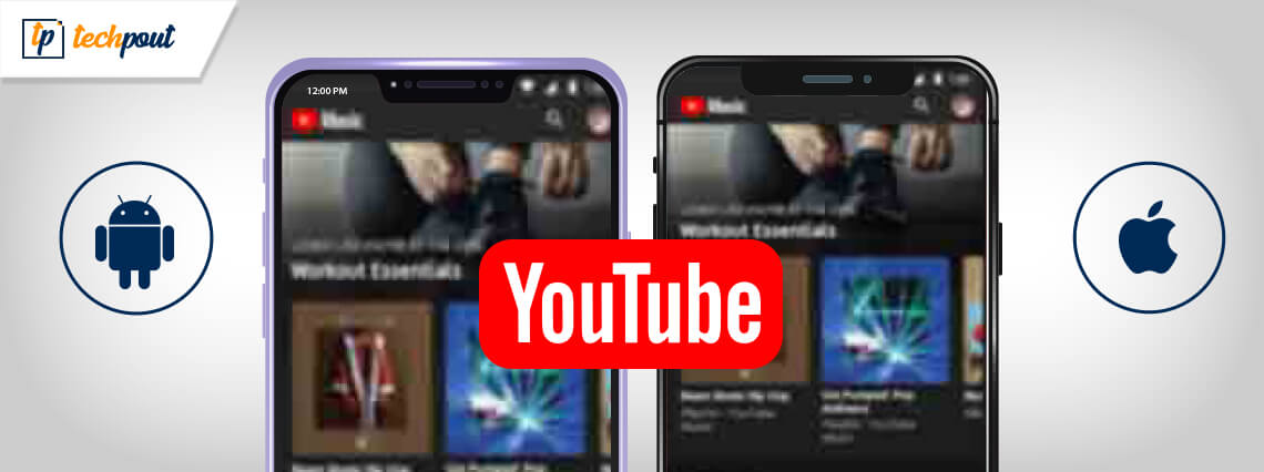 YouTube Music Can Now Show Lyrics on Its Android & iOS Apps