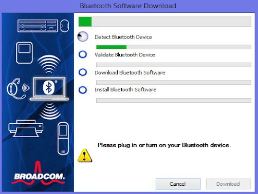 WIDCOMM Bluetooth Software - Best Bluetooth Software