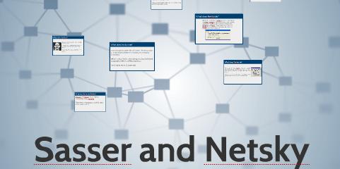 Sasser & Netsky - Latest Computer Virus