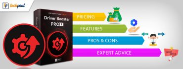 Driver Booster Review: Pricing, Features, Pros, Cons & Expert Advice