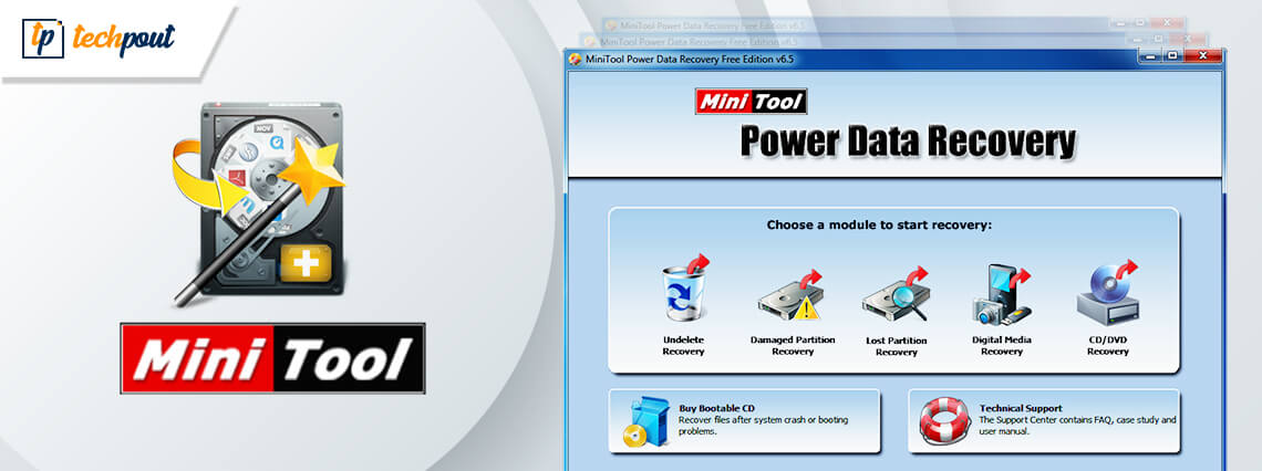 MiniTool Power Data Recovery Review 2020