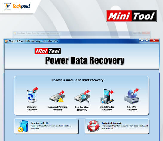 MiniTool Power Data Recovery Reviews
