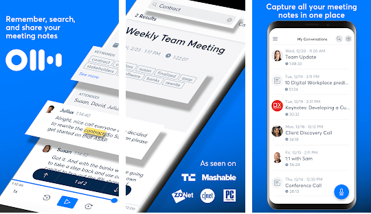 Otter Voice Meeting Notes - Best Utility Apps