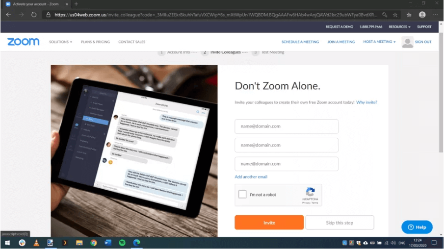 Connect to Your Webcam For Video Conferencing on Zoom