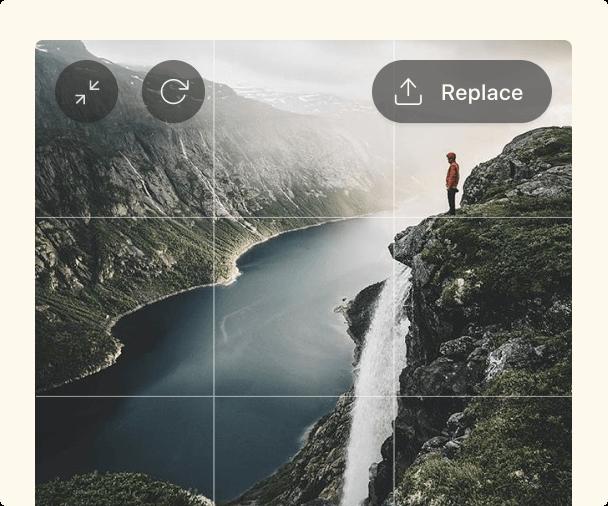 Image Size Editing