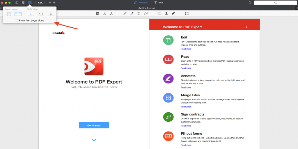PDF Expert - Best Tool For PDF Editor  in Mac