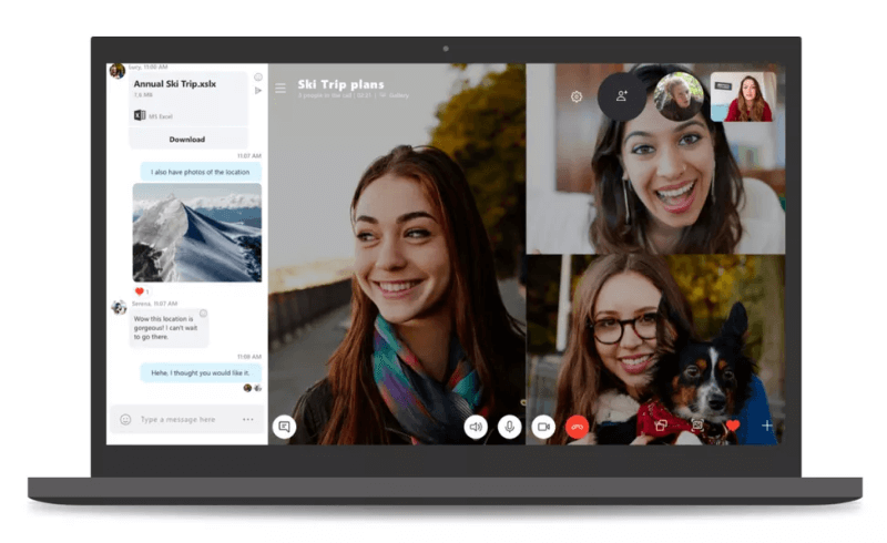 Skype - Best Free Video Conferencing Software