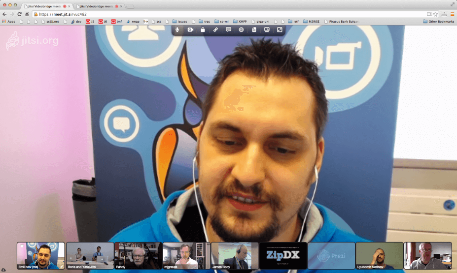 Jitsi Meet - Free Video Conferencing Software